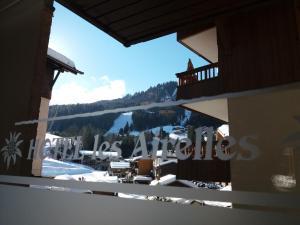 Les Airelles - Hotel - La Clusaz