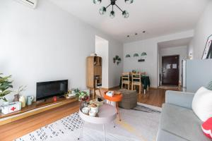 Апартамент ChengDu·Huatang Square· Locals Apartment 00179550