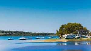Campsite Solaris Naturist Mobile Homes Mediteran kamp