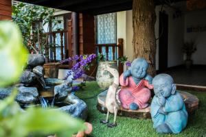 Hetai Boutique House, Hotely  Chiang Mai - big - 76