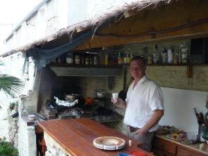 Chambres et Tables d'hôtes à l'Auberge Touristique, Bed and breakfasts  Meuvaines - big - 59