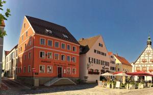 Stadthotel Kachelofen - Balzhausen