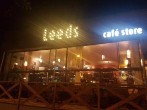 Leeds café store