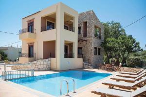 obrázek - Stalos Villa Sleeps 6 Air Con WiFi
