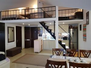 Gudauri Luxe Apartment, Apartmány  Gudauri - big - 8