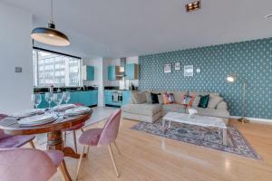 obrázek - Serene Space- Luxury 2 Bed Apartment