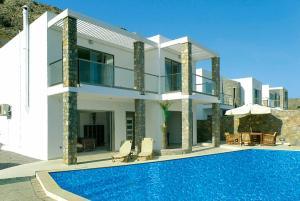 obrázek - Lindos Villa Sleeps 6 Air Con WiFi