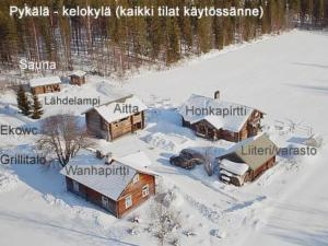 Kuhmo Villa Sleeps 17 WiFi - Kostomuksha