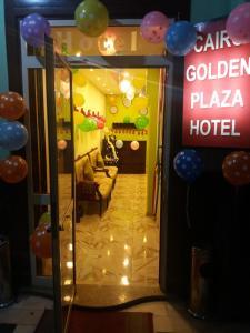 Отель Cairo Golden Plaza Hotel, Каир