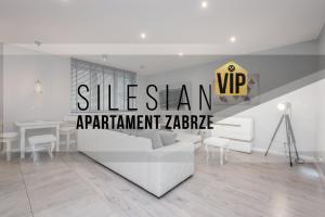 Apartmán Apartament Silesian Vip Zabrze Polsko