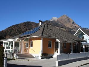 Apartmán Haus Trojer Matrei in Osttirol Rakousko