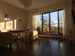 Apartament na Solnej z widokiem