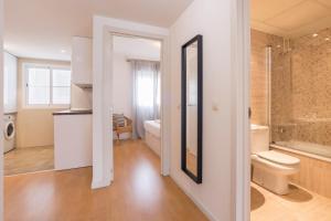 Apartament & Parking Ventura, Appartamenti  Malaga - big - 7