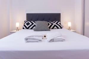 Apartament & Parking Ventura, Appartamenti  Malaga - big - 15