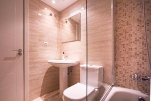 Apartament & Parking Ventura, Appartamenti  Malaga - big - 16