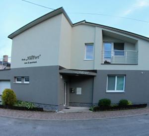 Apartmány Hillfort - Temeš