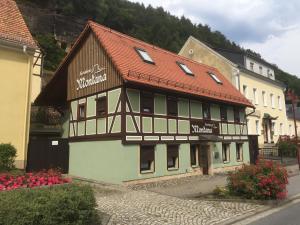 Ferienhaus Montana - Bad Schandau
