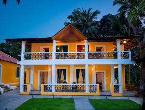 Auberges de jeunesse - Luxury suites in heritage property South Goa