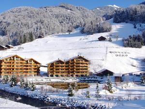 Val d'Illiez Apartment Sleeps 8 Pool WiFi - Monthey