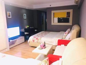 Mainland Chinese Citizen - Deluxe Twin Room Youzhu Service Apartment