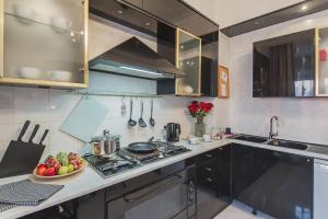 GMApartments 4 rooms with mansard on Tverskaya
