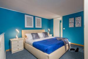 Navona Blue Apartment - abcRoma.com