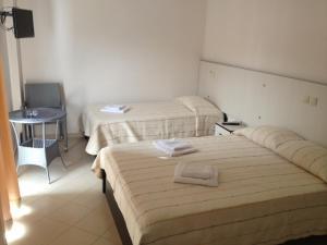 Rondos Hotel, Hotels  Himare - big - 12