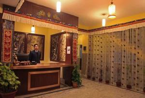 Greendale Residence, Отели  Гангток - big - 16