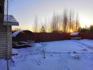 House on the, Guest houses  Ostashkov - big - 28
