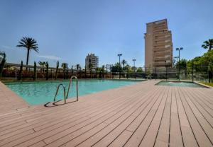 Calpe Apartment Sleeps 4 Pool