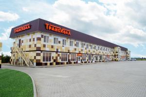 TransHall Hotel - Derëzovka