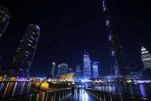 City Nights - 3B Villa City View - Dubai