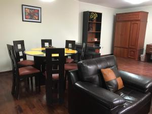 El Lugar de Rosalinda, Apartments  Lima - big - 57