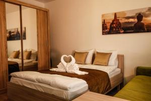 Dream Stay - Central Apartments near Airport.