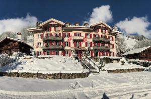 Swiss Historic Hotel du Pillon, Grand Chalet des Bovets - Les Diablerets