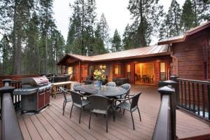 Yosemite's Buss Stop, Holiday homes  Wawona - big - 30