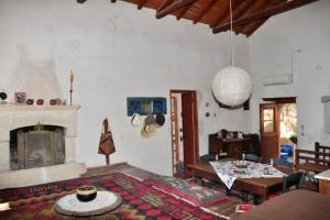 Old Traditional House in the Castle of Monenvasia