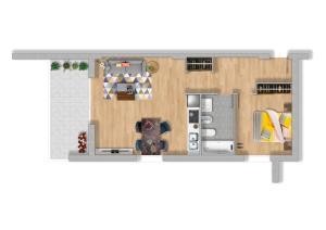 Apartaments Els Llorers, Апарт-отели  Льорет-де-Мар - big - 29