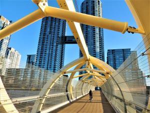 TVHR - Luxury 2 BDR CN Tower and Lake View Condo, Appartamenti  Toronto - big - 22