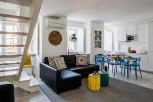 Hello Lisbon Rossio Collection Apartments, Апартаменты  Лиссабон - big - 49