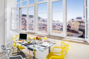 Hello Lisbon Rossio Collection Apartments, Апартаменты  Лиссабон - big - 43