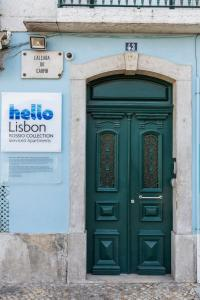 Hello Lisbon Rossio Collection Apartments, Апартаменты  Лиссабон - big - 34
