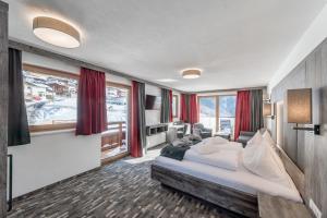 Hotel Burgstein - alpin & lifestyle - Längenfeld