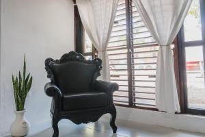 Residencia Gorila, Apartmanhotelek  Tulum - big - 133