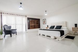 Residencia Gorila, Apartmanhotelek  Tulum - big - 123