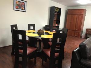 El Lugar de Rosalinda, Apartments  Lima - big - 36