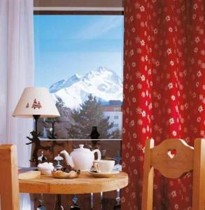 Hotel Les Mélèzes, Hotely  Les Deux Alpes - big - 6