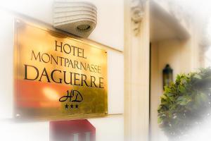 Montparnasse Daguerre, Hotely - Paříž