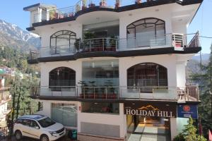 Hotel Holiday Hill, Hotels - Dharamshala