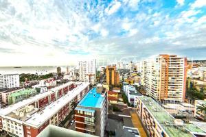 Apartamentos Premium Capital Casino Viña del Mar, Apartmány  Viña del Mar - big - 28